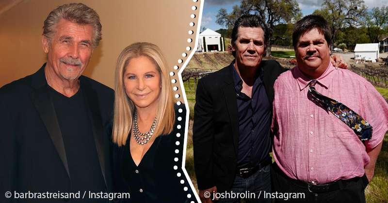 Barbra Streisand S Stepson Jess Brolin Is Doomed To Be Hom Последние твиты от josh brolin (@joshbrolinofcal). barbra streisand s stepson jess brolin