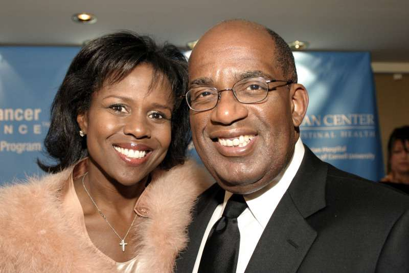 Al Roker Got Teary As His Wife & Son Surprised Him On His Milestone 40th Anniversary At NBC