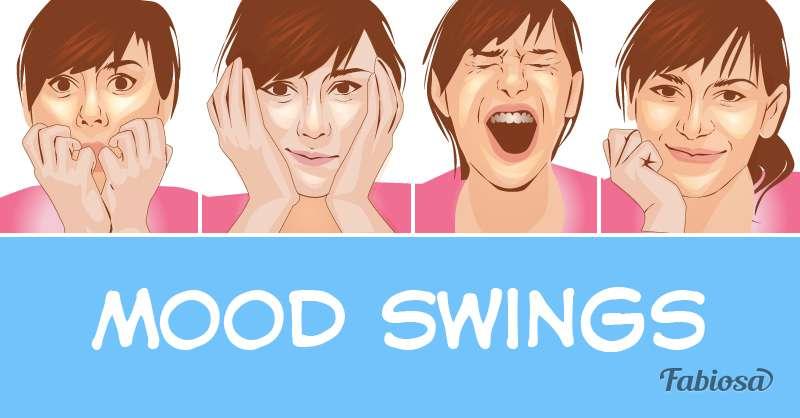 Mood swings during menstrual cycle