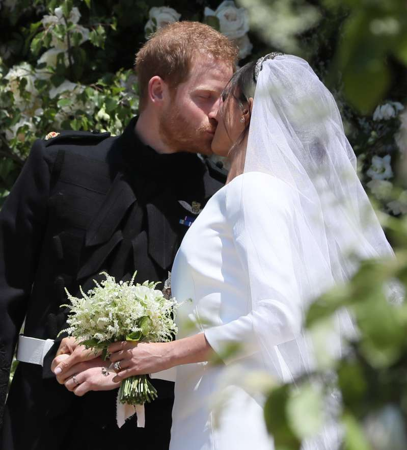Meghan Markle And Prince Harry's Marriage Is Far From A Fairytale Romance, Royal Expert Claims