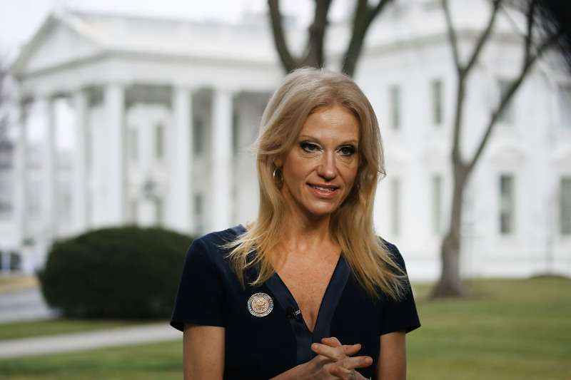 Ouch! Kellyanne Conway Slams Felicity Huffman And Lori Loughlin And Questions Their Intelligence