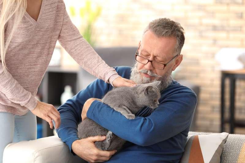 Im Falle eines Kohlenmonoxid Lecks kann dein Leben gerettet werden durch eine Katze.Im Falle eines Kohlenmonoxid Lecks kann dein Leben gerettet werden durch eine Katze.Im Falle eines Kohlenmonoxid Lecks kann dein Leben gerettet werden durch eine Katze.