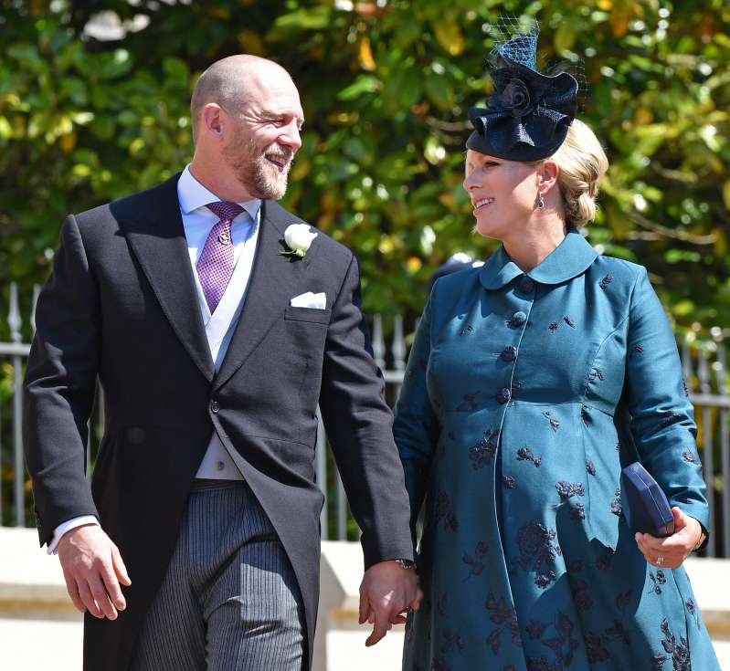Zara Phillips And Mike Tindall's Sweetest Royal Romance Proves Titles Are No Barriers To True Love