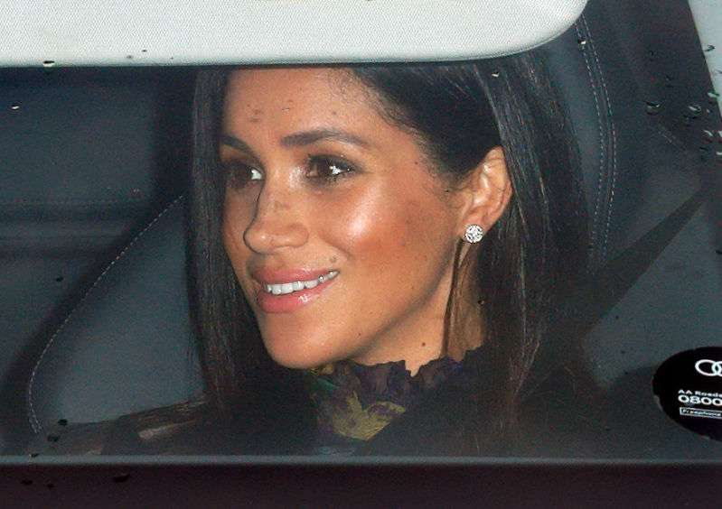 Kate Middleton and Meghan Markle Show Up In Lovely Recycled Dresses For A Christmas Lunch With The QueenKate Middleton and Meghan Markle Show Up In Lovely Recycled Dresses For A Christmas Lunch With The Queen