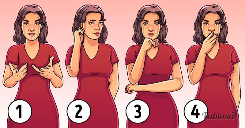 Body Language: Which Woman Is Hiding Something From You?