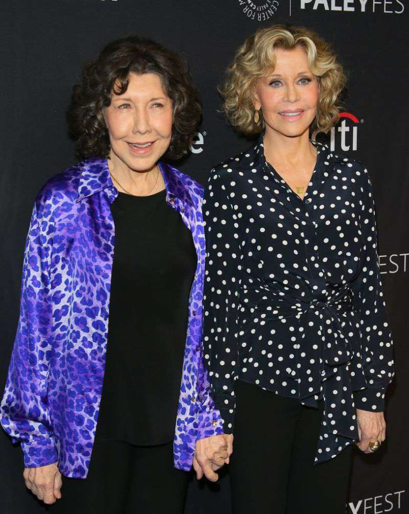 "Lily Tomlin Jokingly Comments On Her Friendship With Jane Fonda: ""I Wonder Which One Of Us Will Go First"""