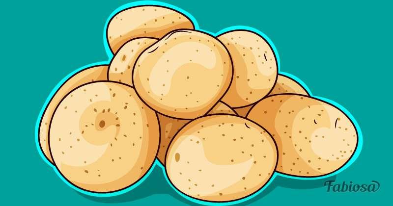 1 кг картошки и 0,5 кг соли — этот странный рецепт стал фаворитом многих хозяек. Вкуснятина!1 кг картошки и 0,5 кг соли — этот странный рецепт стал фаворитом многих хозяек. Вкуснятина!