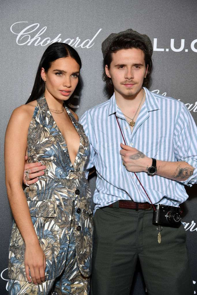 """Another """"Love Of His Life?"""" Brooklyn Beckham Showed Off His New Girlfriend In Cannes"""
