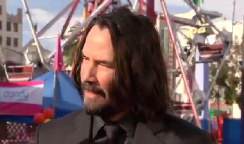 """""""¿Que yo qué?"""" La sorpresiva reacción de Keanu Reeves al saber que es el """"novio de Internet""""""""¿Que yo qué?"""" La sorpresiva reacción de Keanu Reeves al saber que es el """"novio de Internet"""""""