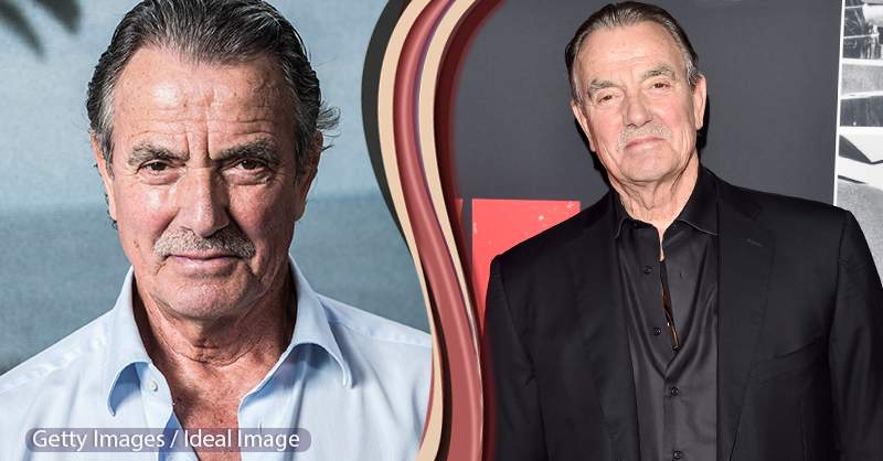 Star Eric Braeden Shares Adorable Granddaughters Photo Actor eric braeden and dale russell gudegast attend the. star eric braeden shares adorable