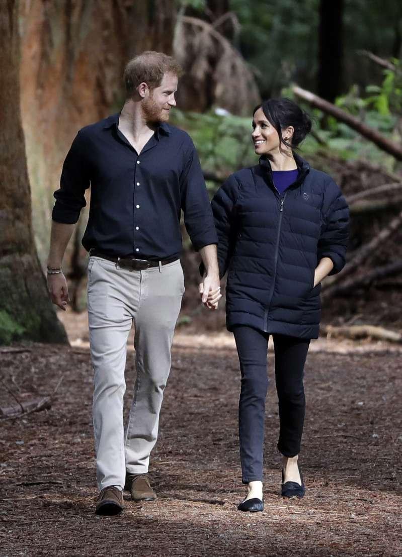 Instagram Меган и Гарри в будущем может обрадовать фанатов пары