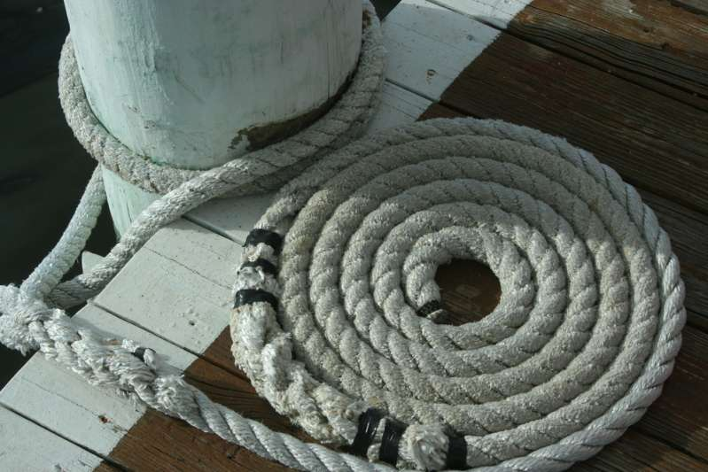 How To Become Pro At Coiling Ropes? By Learning Basic Knots