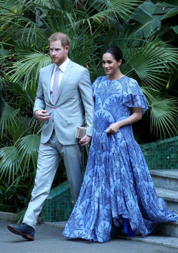 """5 Times Meghan Markle """"Hinted"""" On The Gender Of Her Baby During Pregnancy"""