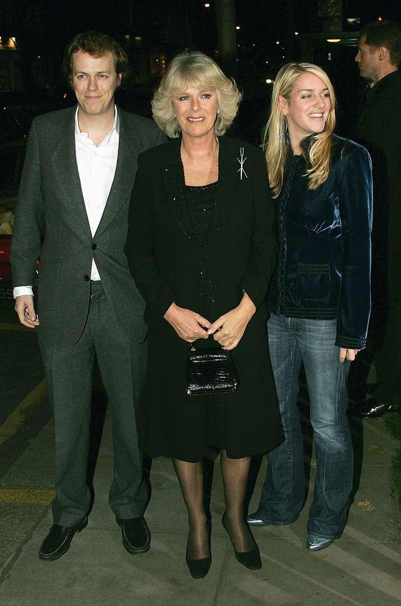 Le Prince William haïssait Laura, la fille de Camilla qu'il accusait d'avoir détruit le mariage de ses parents
