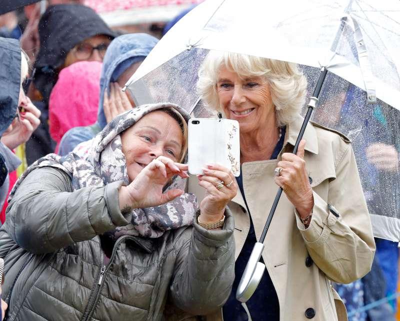 Herzogin Camilla wird die Hochzeit von Prinzessin Eugenie aus einem sehr unerwarteten Grund überspringen