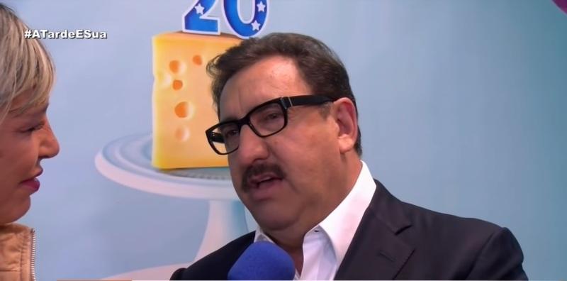 Ratinho 'se vinga' de Fábio Porchat! Em 20 anos de SBT, apresentador revela desgostos