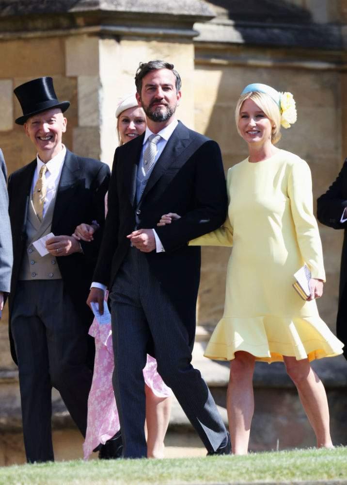Royals-Expertin gerät unter Kritik, weil sie Archies Patin ohne Harrys und Meghans Erlaubnis erwähnt