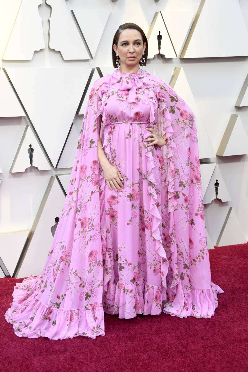 Did They Look In The Mirror? Weirdest-Looking Outfits Of The Oscars 2019