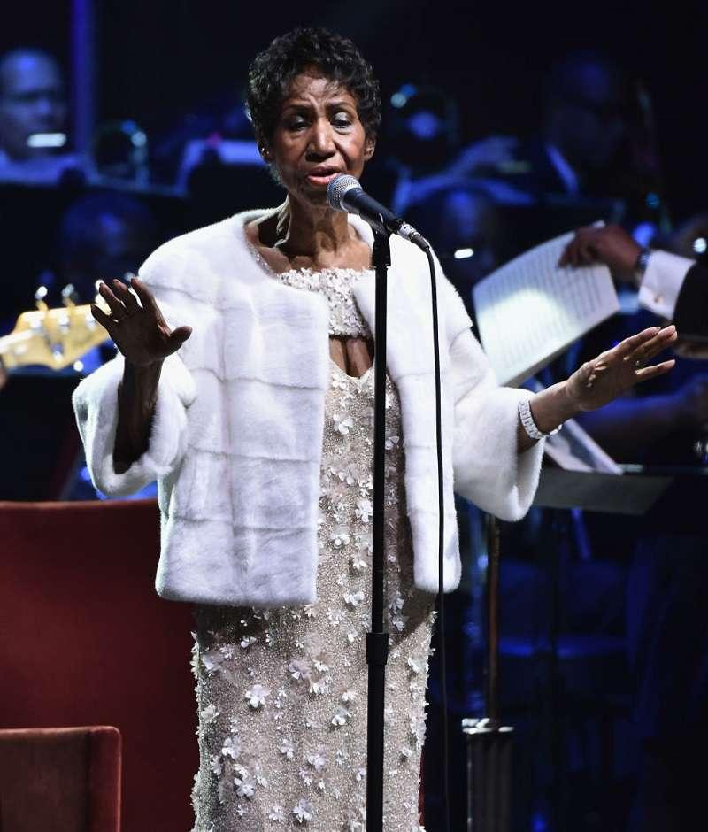Enthüllt! Der süße und unerwartete Grund dafür, wieso Aretha Franklin zustimmte, ihr berühmtes Duett mit George Michael zu singen