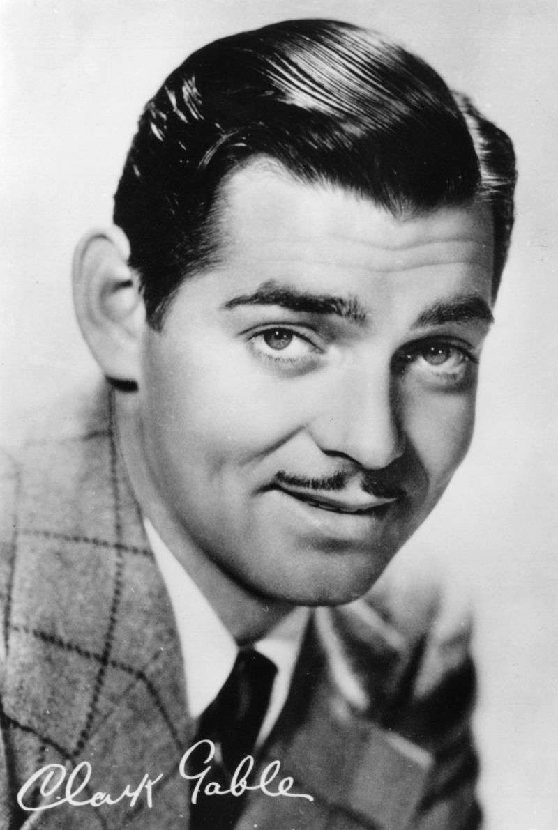 Clark Gable's Grandson Is 29 And Looks Just Like A Younger Version Of His Late Grandpa