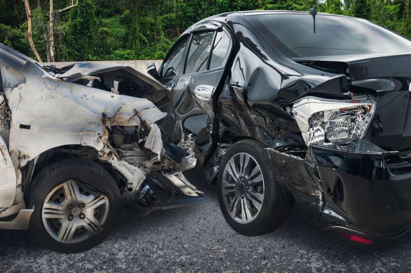 8 Months Pregnant Woman Dies In An Accident Caused By A