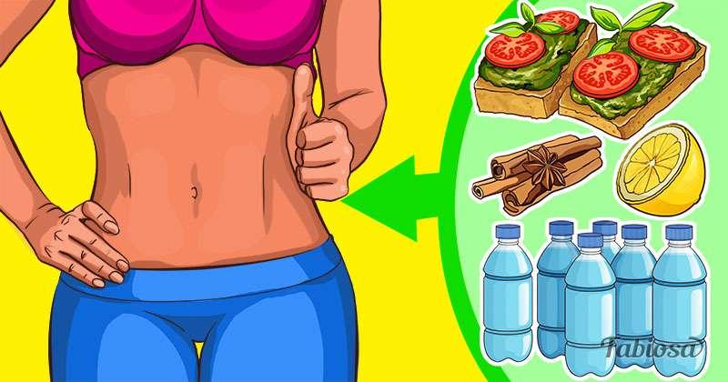 modi per perdere peso velocemente