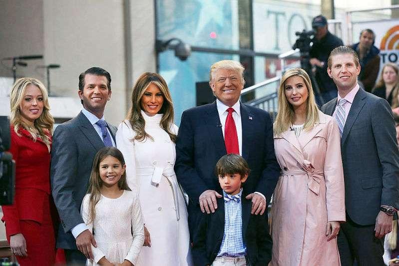 Родня президента: что известно о братьях и сестрах Дональда Трампа?