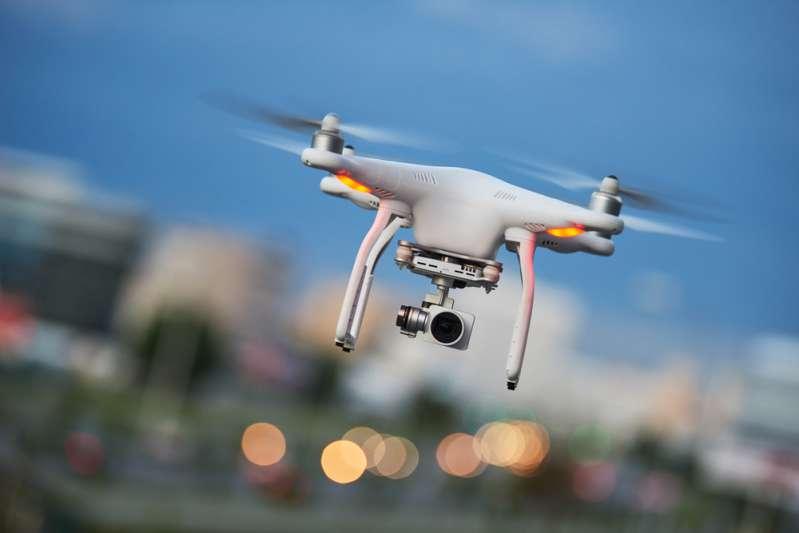 18-месячный ребёнок лишился глаза из-за летающего дрона
