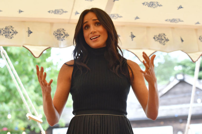 Surprising Ways Meghan Markle Was Able To Hide Her Pregnancy From The WorldSurprising Ways Meghan Markle Was Able To Hide Her Pregnancy From The WorldSurprising Ways Meghan Markle Was Able To Hide Her Pregnancy From The WorldSurprising Ways Meghan Markle Was Able To Hide Her Pregnancy From The WorldMeghan, Duchess of Sussex speaks to guests during an event to mark the launch of a cookbook