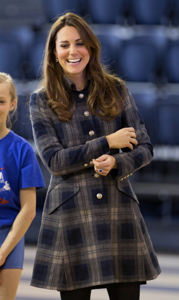 Royal Pregnancies: A Look At Kate Middleton And Meghan Markle's Wardrobes With A Baby Bump