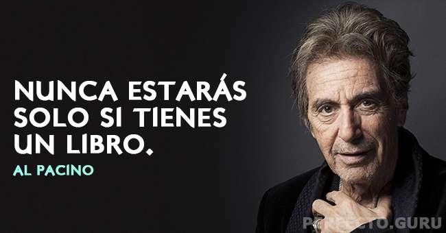 Las 20 Frases Más Inolvidables De Al Pacino