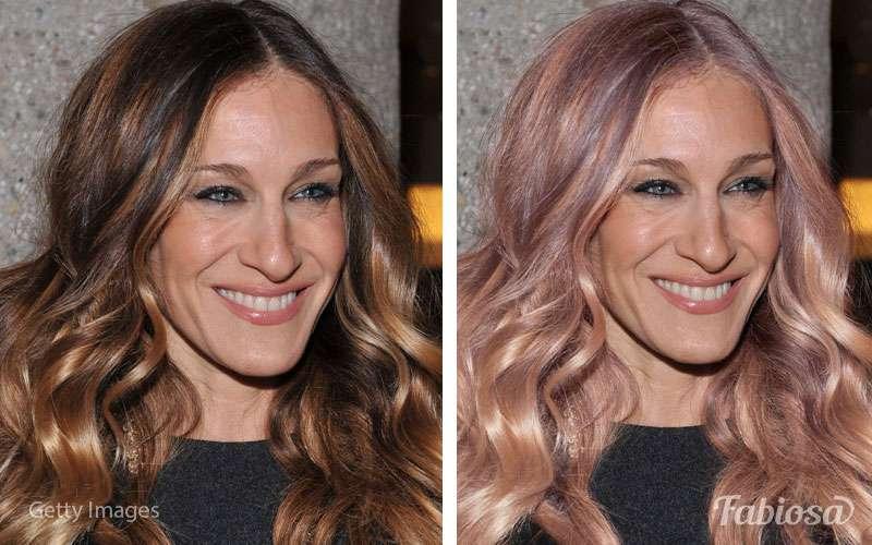 8 знаменитостей, которые не экспериментировали с цветом волос, поэтому мы сделали это за них. Кому идет новый стиль?