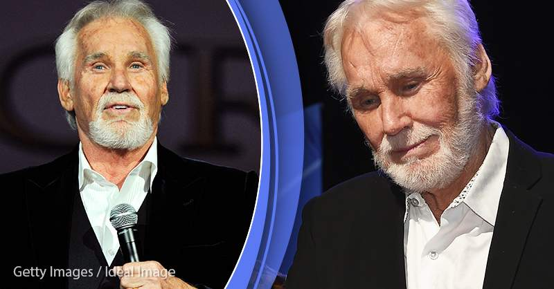 Kenny Rogers Abandoned His First Child