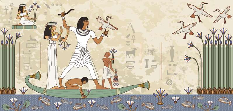 Who Are You By Egyptian Horoscope?