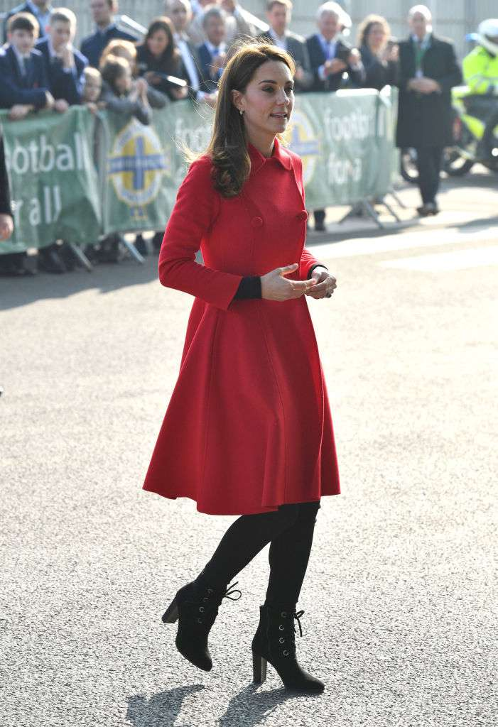 Kate Middleton et Meghan Markle en rouge : qui le porte le mieux ?kate middleton