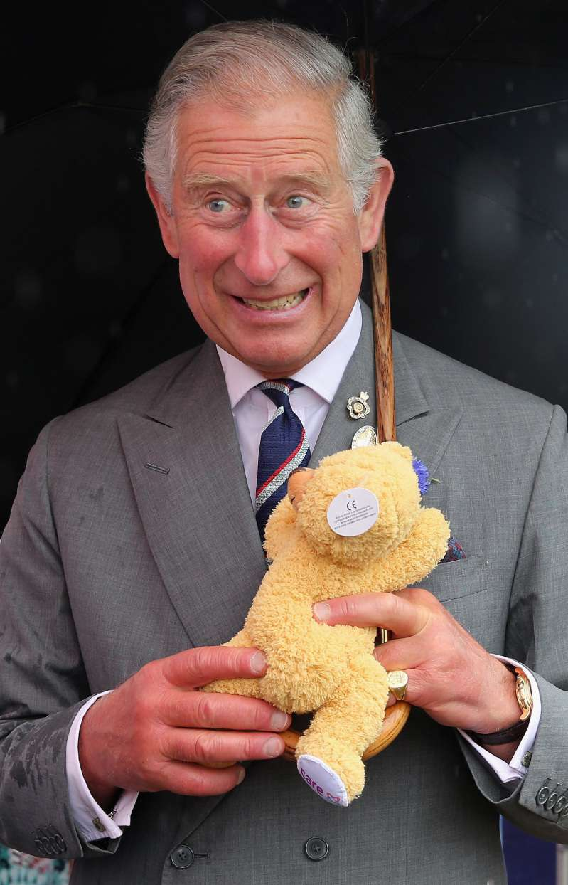 Although Archie Wasn't Granted The Title Of 'Prince', He Can Still Get It Once His Grandfather, Prince Charles, Ascends The Throne