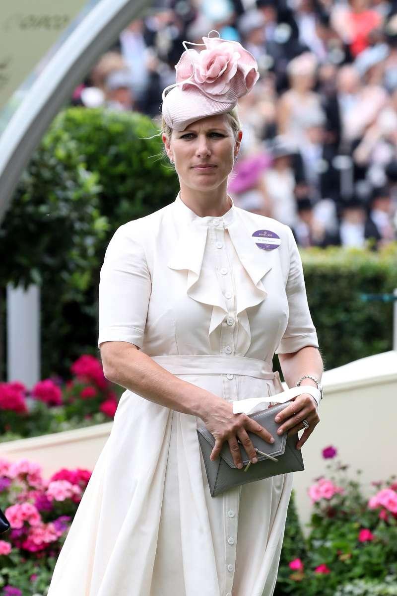 La petite-fille de la reine Elizabeth, Zara Tindall, a nommé sa fille en hommage à la monarque