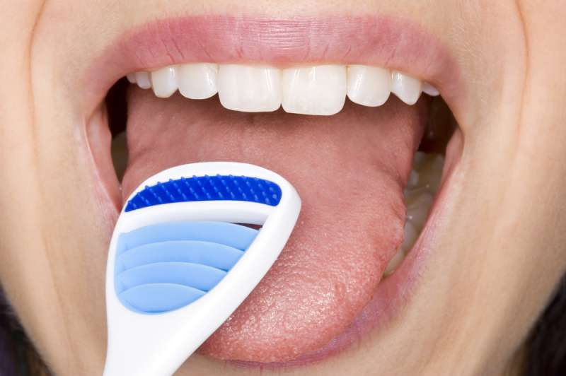 When Do Teeth Marks On The Tongue Signal Health Problems?perfect oral hygiene (cleaning the tongue)
