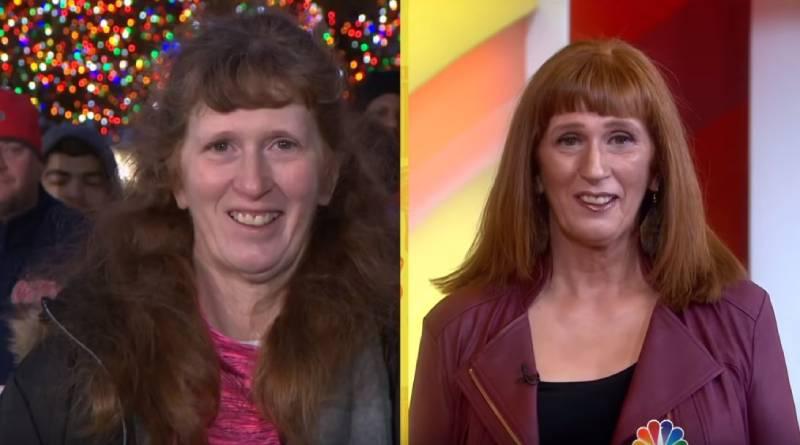 Anciano quedó en lágrimas al ver la transformación que le hicieron a su esposa de 68 añosWidow's New Look Leaves Her Nephew Speechless