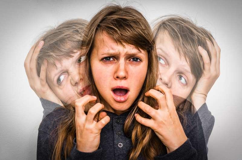 Seltsames Verhalten während der Kommunikation? Es könnte ein Zeichen für eine psychischen Störung sein