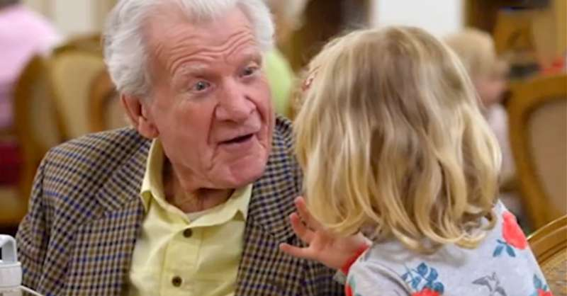 4-Year-Old Girl Shares Her Love And Restores Hope To 87-Year-Old Widower4-Year-Old Girl Shares Her Love And Restores Hope To 87-Year-Old Widower4-Year-Old Girl Shares Her Love And Restores Hope To 87-Year-Old Widower