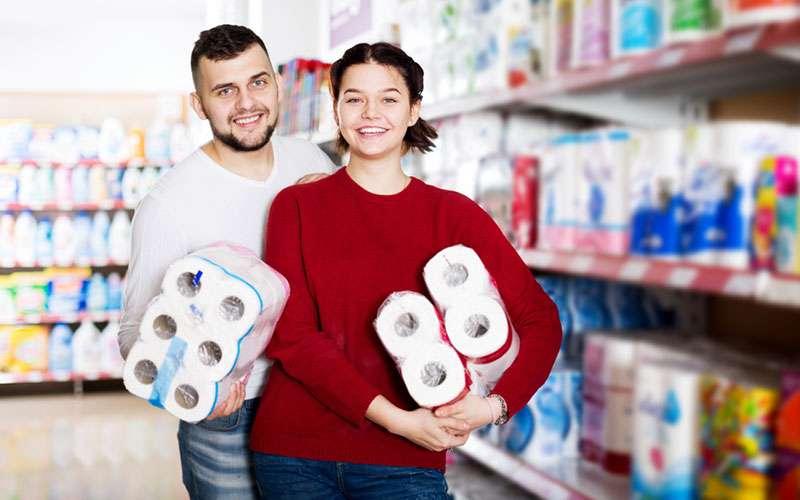 Hay una sola forma correcta de poner el papel higiénico y todas los demás están equivocadas