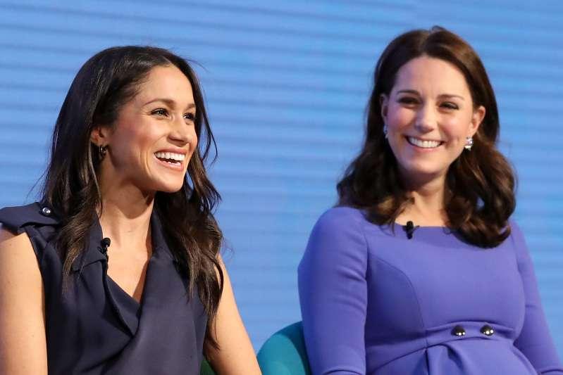 ¿Qué ha cambiado desde la primera vez que Kate Middleton y Meghan Markle salieron juntas?