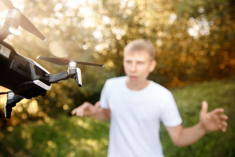 18-месячный ребёнок лишился глаза из-за летающего дронаteenage boy and quadcopter