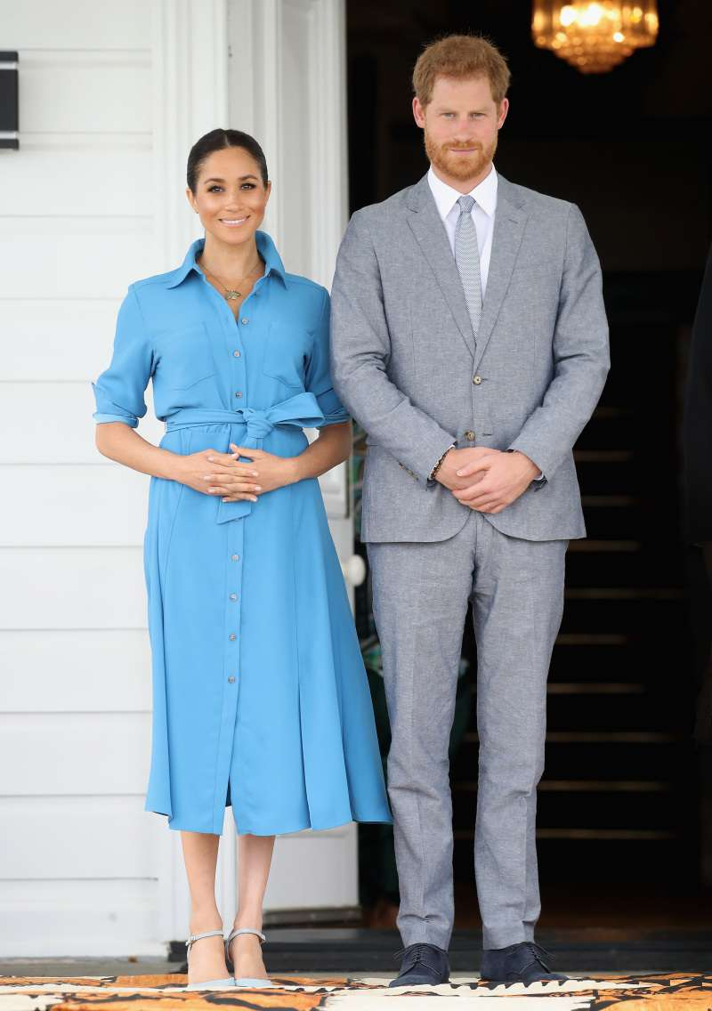 Meghan And Harry Are Reportedly To Be Sent Abroad To Put Distance Between Them And The Cambridgesmeghan and harry