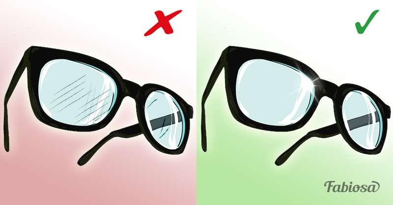 55febf7780 Es recomendable que incluso pruebes estos remedios en unos lentes de  repuesto primero.