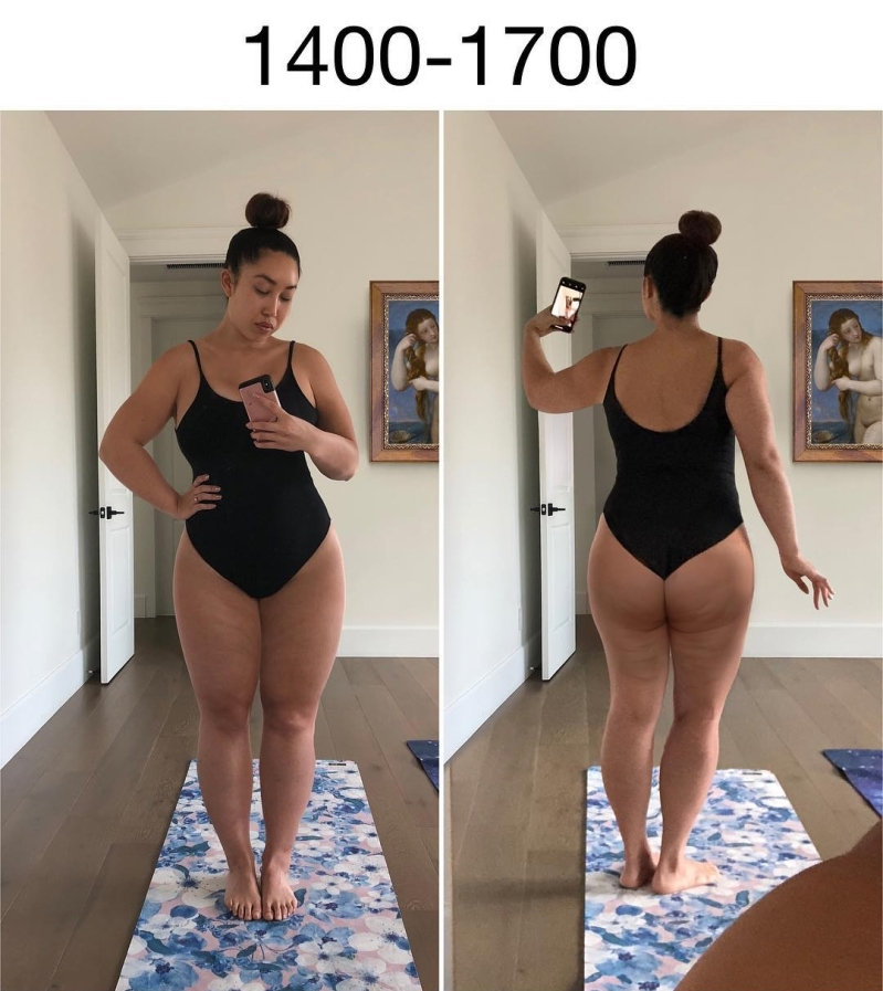 Define 'Perfect'? A Blogger Demonstrated What She'd Look Like If She Had The 'Ideal' Body Throughout History