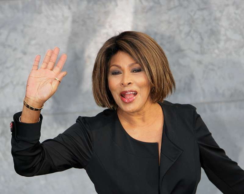 Renascer! Tina Turner fala como seu marido doou um rim para ela e salvou sua vida