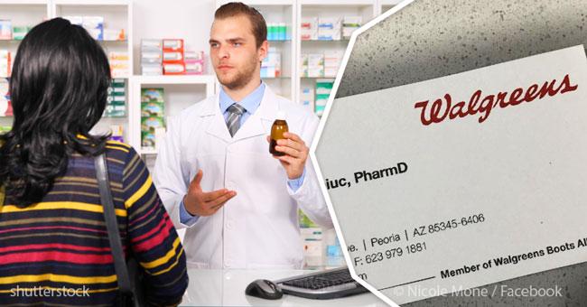 Le personnel d 39 une pharmacie refuse d 39 honorer sa prescription m dicale en raison d 39 object sur - Fausse couche medicament ...