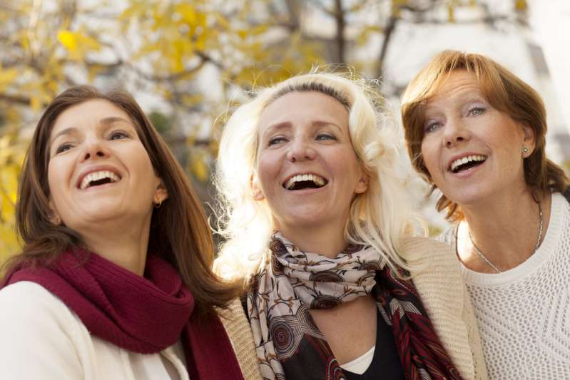 10 Reasons To Feel Happy When You Are Over The Ages of 30, 40 Or 50